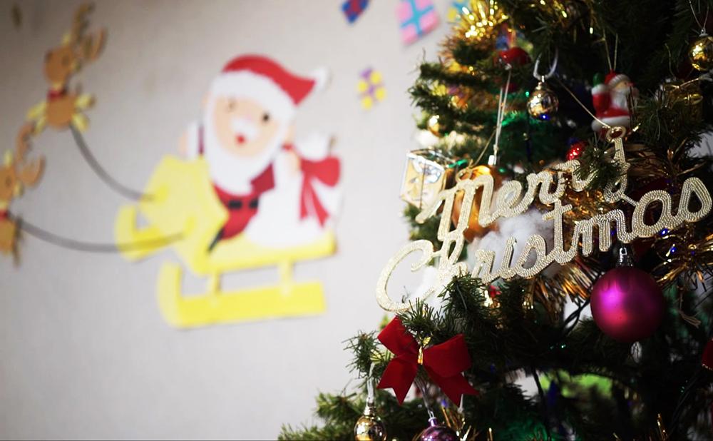 保育所 クリスマス会 Blu-ray&DVD制作